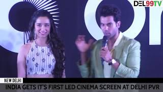 Samsung, PVR launch India's first 4K Onyx Cinema LED Theatre in Delhi