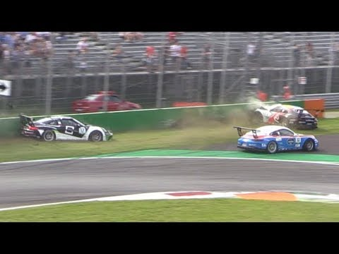 Best of Crashes, Spins and Fails in 2018