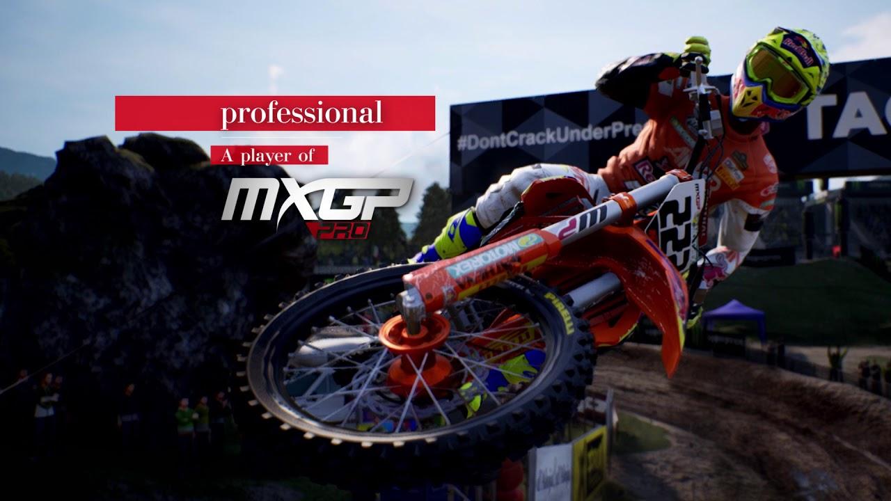 Trailer di MXGP Pro