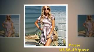 Women Summer Beach Dress 2018/Beach Dresses 2018 | Summer Dresses