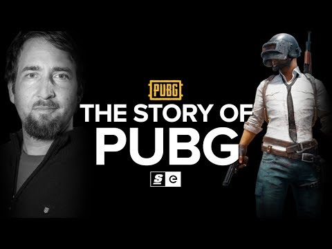 The Evolution of PUBG