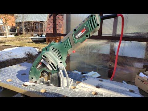 Мини циркулярная пила POSENPRO Mini circular saw