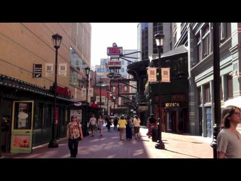 Video EP01: Things to Do in Washington DC - Chinatown & Gallery Place