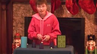 Tim and Juliana Carver Magic Show - December 7 2013
