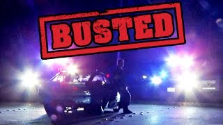 Street Racing Outlaws BUSTED in $15,000 Street Race!!