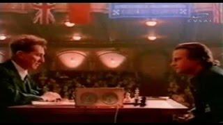 KNIGHT MOVES 1992 Película De Ajedrez  Sub Spanish