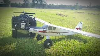 UMX Turbo Timber RC plane- 1st plane flight in over 16years!!