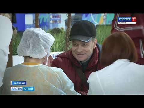 Как бесплатно и анонимно сдать анализы на ВИЧ в Алтайском крае?
