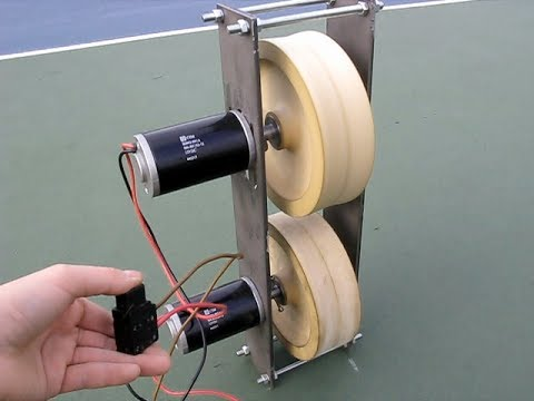 Workshop In Egypt That Can Build Tennis Ball Machine