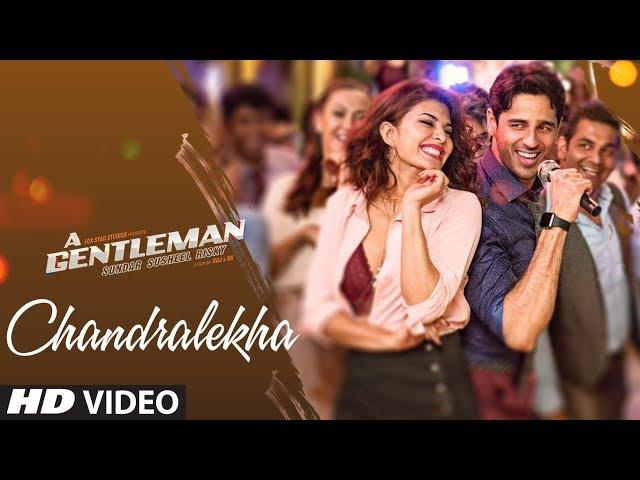 Chandralekha Video Song HD | A Gentleman Movie Songs | Sundar, Susheel