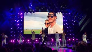 "Florida Georgia Line & Backstreet Boys - ""God, Your Mama and Me"" - 7/29/17!"