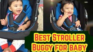 BEST STROLLER BUGGY | LOVLAP CITY BABY STROLLER | BLUE