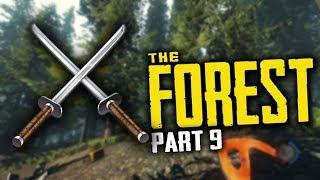 The Forest Indonesia Part 9  -  KATANA SUPER GILA..