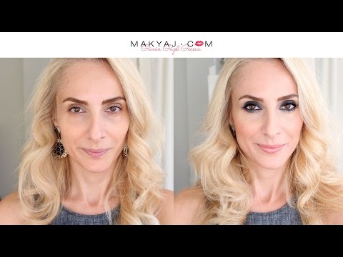 Kolay Buğulu Göz Makyajı| MAKYAJ.COM| Sebi Bebi