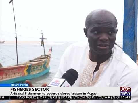 Fisheries Sector - News Desk on JoyNews (2-4-18)