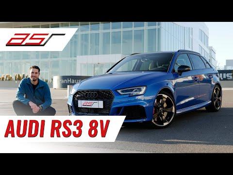 ASR RS3 8V - KLAPPENSTEUERUNG CB2