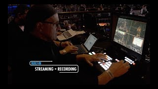 "Producing ""She Rocks Awards Live"" with Datavideo HS-1600T HDBaseT Portable Streaming Studi"