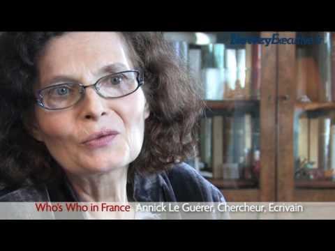 Vidéo de Annick Le Guérer