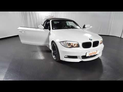 BMW 125 i Aut. E88 Cabrio - M sport paketti, Avoauto, Automaatti, Bensiini, KPX-245