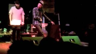 "Jonny Craig New Song 2012 ""Nobody Ever Will"" LIVE THE DOME BAKERSFIELD, CA"