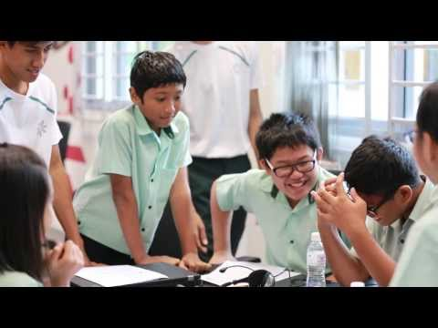 Innovative Teaching at Spectra Secondary