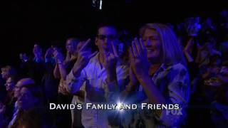 Top 8 Night - David Cook - Innocent