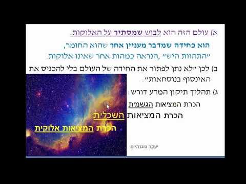 יעקב גוגנהיים • חילול ה' בוירוס הקורונה