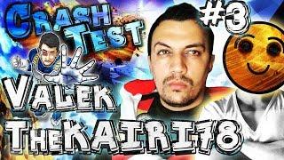 TheKairi78 et les Dinosaures - Crash Test #3