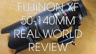 Fujifilm XF 50-140mm F2.8 R LM OIS WR Lens Review
