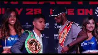 Mikey Garcia: I want to leave a lasting legacy (maybe Manny Pacquiao next May)