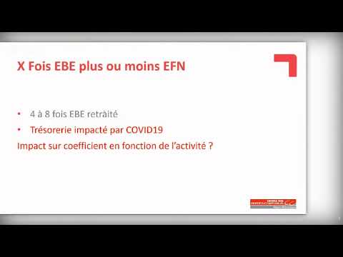 CARE-Event :  Evaluation d'entreprise et Covid-19