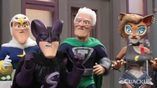 Supermansion - Season 2 | official trailer (2017) Bryan Cranston