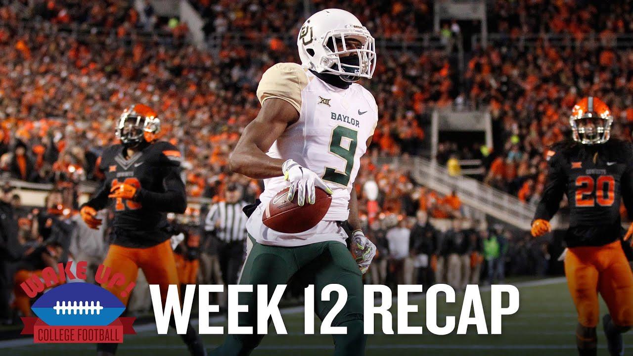 Baylor and Michigan State highlight explosive Week 12 thumbnail
