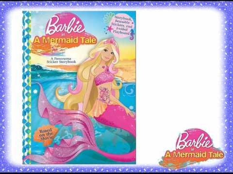 Barbie in a mermaid tale!