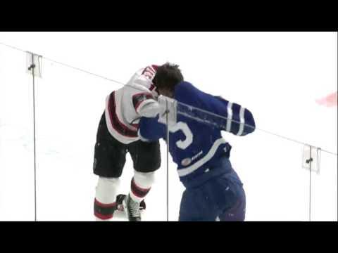 John Quenneville vs. Viktor Loov