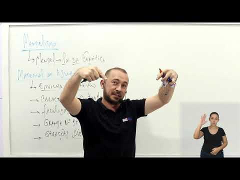 Aula 09 | Primeira Lei de Mendel - Parte 01 de 03 - Biologia