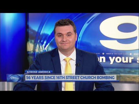 56 years since 16th Street church bombing