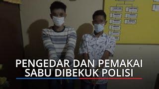 2 Warga Agam Ditangkap Tim Mata Elang Polres Pariaman, Pengedar dan Pembeli Narkoba Jenis Sabu