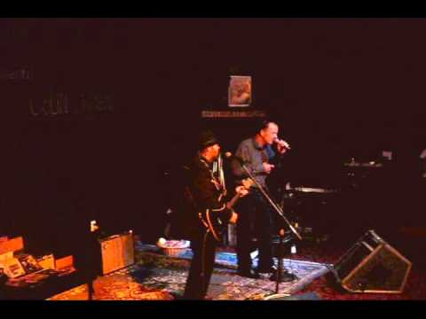Colin Linden with Paul Reddick Live at Peter's Place - John Lennon In New Orleans