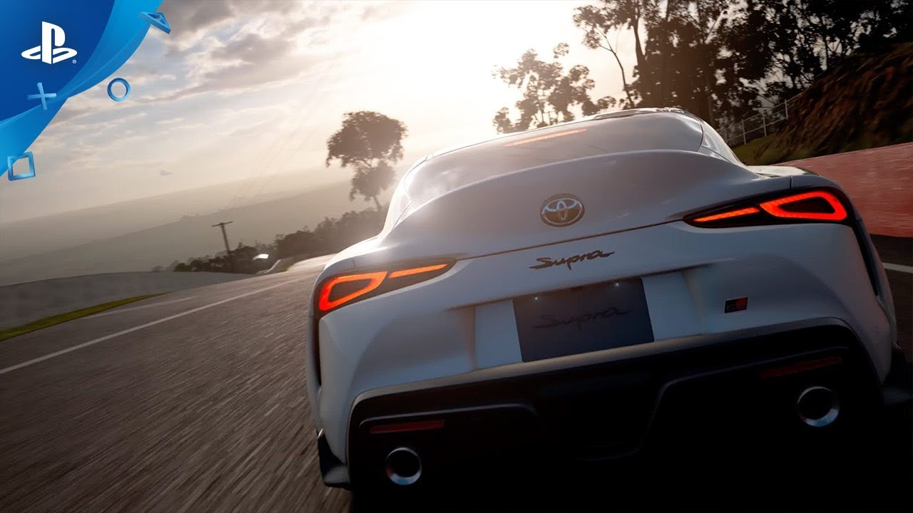 GT Sport Update Out Today: Toyota GR Supra RZ '19, New Track, More