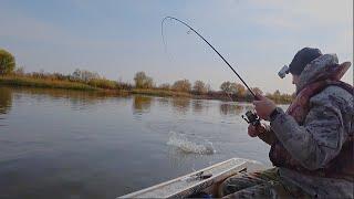 Я вчера попал на супер клёв, вода кипела! А что сегодня? Вот такая она - рыбалка.