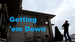 How To Take Down Your Christmas Lights Fast And Easy