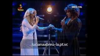 Luciana Abreu e Ricardo Soler - Whitney Houston e Mariah Carey - When You Believe