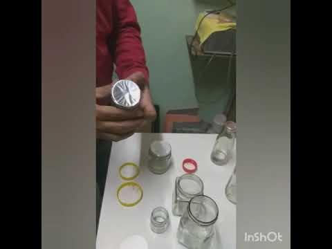 Heat Sealing Foil for Glass Bottle / Jars