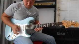 Yngwie Malmsteen ( MARCHING OUT) - Ulisses Miyazawa