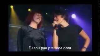 Rita Lee e Zélia Duncan- Pagu- Legendado