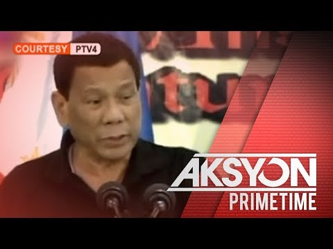 [News5]  'I have never sent anybody to jail for criticizing me' – Pres. Duterte