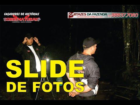 SLIDE FOTOS - DEMÔNIO OU LENHADOR