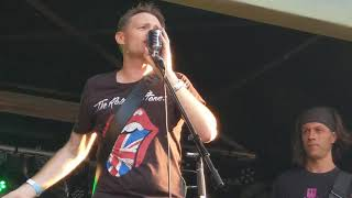 Video Dillon Werry Band - Long Train @ Bernfest