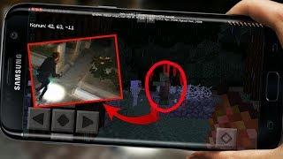 MİNECRAFTTA, Mezarlıkta Ağlayan Kızın Gizemi!! Çorum (Minecraft PE Seed)